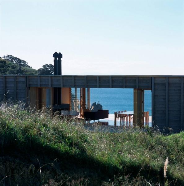 The coromandel container house