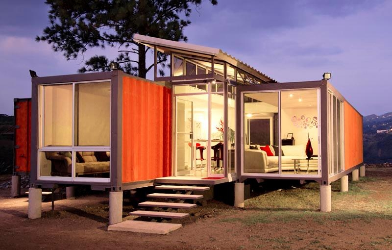 The Containers of Hope - Shipping Container Home, Cost Rica