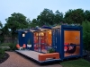 Low Impact Container Studio in Texas