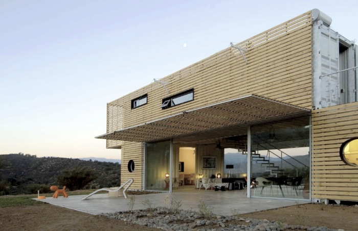 maus house