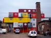 The Container City Project at Trinity Buoy Wharf, London's Docklands