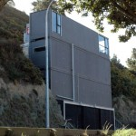 Cliff Side Shipping Container Home