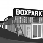 Boxpark A Pop Up Shipping Container Mall Planned For Shoreditch London