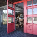 Emporio The Recycled Shipping Container Deli by Infiniski