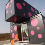 The 2+ Weekend House Shipping Container Home