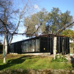 A Country Estate's Recycled Shipping Container Multi Purpose Facility