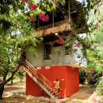 Timber Beach House, Srima Auroville