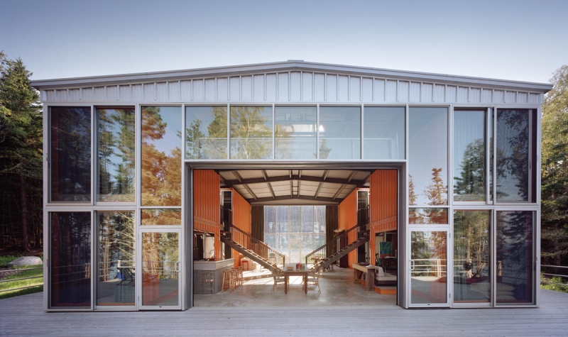 15 Iconic Shipping Container Homes \u2013 A closer look & Eco Container Home \u2013 Shipping Container Homes Sustainable Design ...
