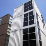 The Atlanta Shipping Container House 2.0 USA.