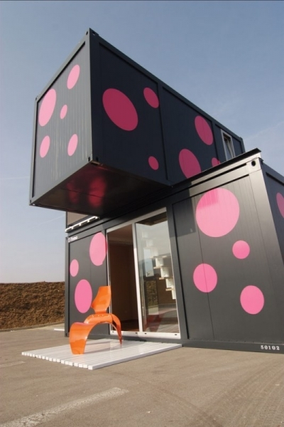 Well known The 2+ Weekend House – A Shipping Container Home EI37